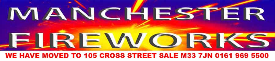 View products available from Manchester Fireworks