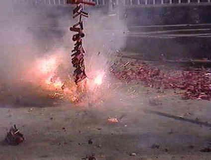 Firecrackers - Manchester Fireworks