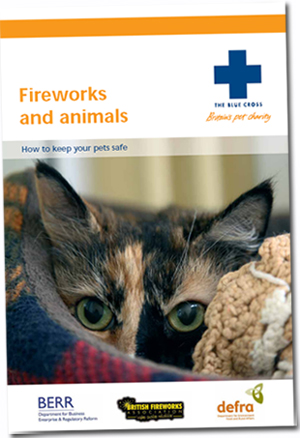 firework safety - Fireworks and Animals - Manchester Fireworks